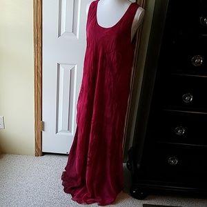 Lined Evening Resort Dress